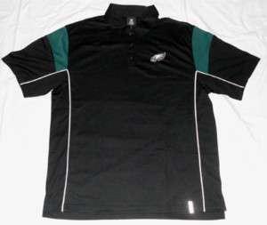 Philadelphia Eagles Victory Polo Shirt XL Reebok NFL