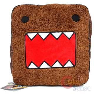 Domo Kun Plush Face Pillow Cushion 15  Licensed Home/Office/Auto