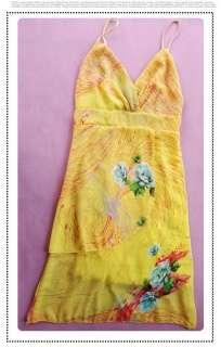 Summer Beach Low Cut V Neck Spaghetti Strap Dress ABC0539