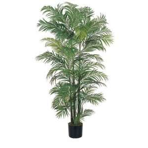 Nearly Natural 6 Areca Silk Palm Tree:  Home & Kitchen