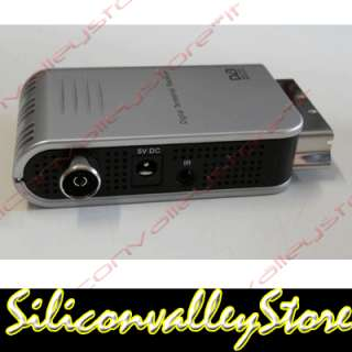 DECODER DIGITALE TERRESTRE DVB T SCART