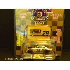 #29 DeWalt Hermie Sadler 1998 50th Anniversary: Toys