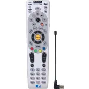 New 4 Device Universal RF Remote And Antenna Kit   T53054