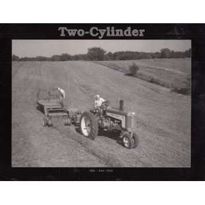 Two Cylinder May June 1995: John Deere Two Cylinder: Books