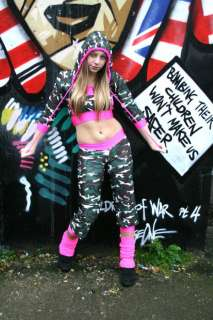 Street DuDz Freestyle kids dancewear Hip Hop Urban Camo