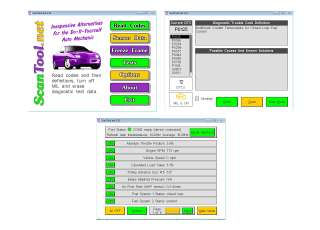 ELM 327 USB 1.4a OBD2 II Code Car Diagnostic Interface