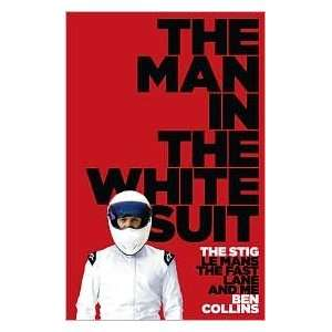 Man in the White Suit Publisher HarperCollins UK Ben Collins Books