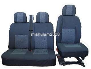 MERCEDES Sprinter Sitzbezüge Schonbezüge Premium neu
