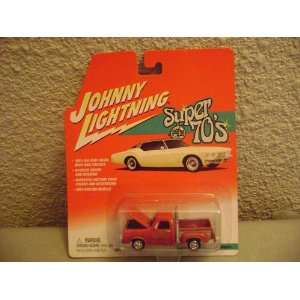 Johnny Lightning Super 70s 1978 Dodge LiL Red Express: Toys & Games