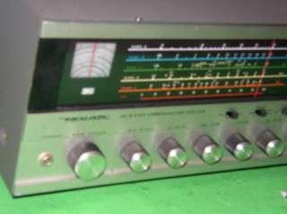 Realistic DX 160 Short Wave Radio Receiver 03C