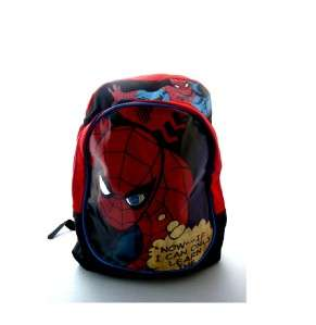 MARVEL COMICS SPIDERMAN SCHOOL KIDS RUCKSACK BACKPACK