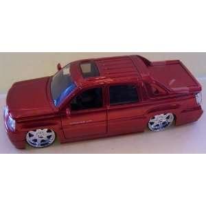 Jada Toys 1/24 Scale Diecast Dub City 2002 Cadillac