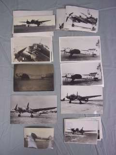 German WWII Junkers 87/ 88/ 188 & Mistel 63 Photos
