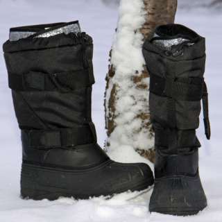 New Winter Snow Boots Arctic Thermal extreme cold weather waterproof