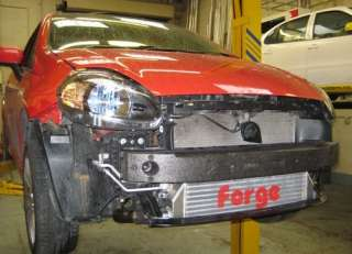 in alluminio maggiorato FORGE MOTORSPORT Fiat GP Grande Punto Abarth