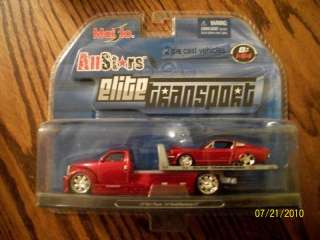 Ford f650 Flatbed Tow Truck w/ 67 Ford Mustang GT Rollback Wrecker