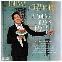 Johnny Crawford   A Young Mans Fancy in Music Teen Idol  JR