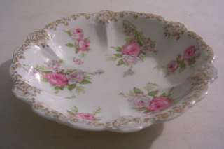 Oscar & Edgar Gutherz O&EG Royal Austria Floral Bowl