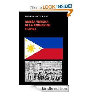 Filipina (Spanish Edition) eBook: Emilio Aguinaldo: Kindle Store