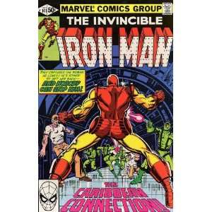 Iron Man (1st Series) #141: David Michelinie, John Romita Jr.: Books