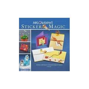Mrs. Grossmans Sticker Magic (9780789399656): Andrea Grossman, Leslie