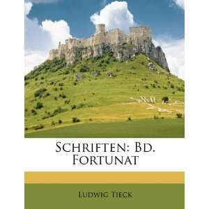 Ludwig Tiecks Schriften. Dritter Band. (German Edition