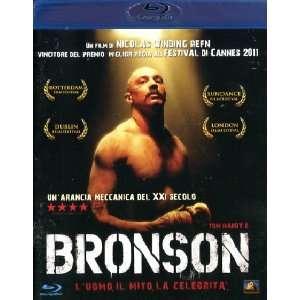 : Bronson: Tom Hardy, Kelly Adams, Nicolas Winding Refn: Movies & TV