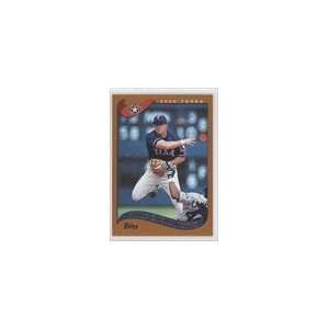 2002 Topps #128   Frank Catalanotto: Sports Collectibles