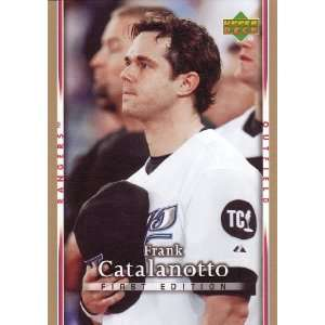 2007 Upper Deck First Edition 164 Frank Catalanotto