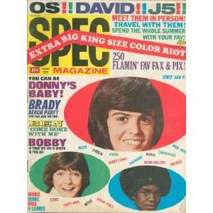Jackson 5 Maureen McCormick Ben Murphy Butch Patrick Everything Else