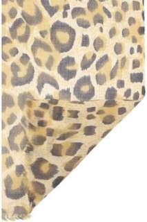 Lily and Lionels cheetah print scarf is the simplest way to add an on