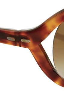 Tom Ford Tortoiseshell aviator sunglasses   40% Off Now at THE OUTNET