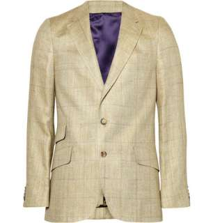 Blazers  Single breasted  Single breasted Checked Blazer