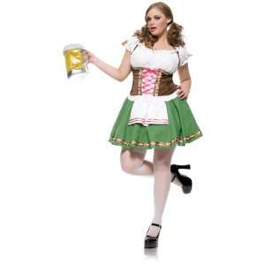 Gretchen Adult Plus Costume, 38992