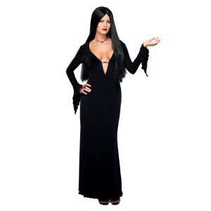 The Addams Family: Morticia Adult Costume, 33278