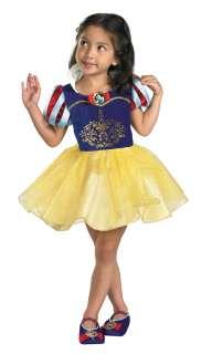 Girls Snow White Ballerina Costume   Disneys Snow White Costumes