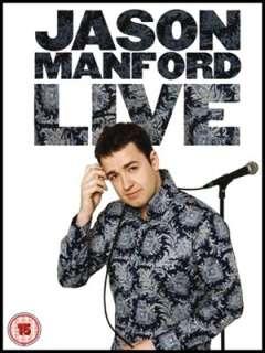 Jason Manford   Live 2011 DVD Very.co.uk