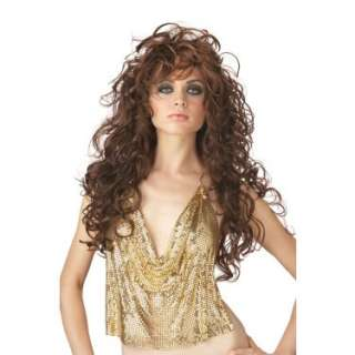 Halloween Costumes Seduction Wig   Brown