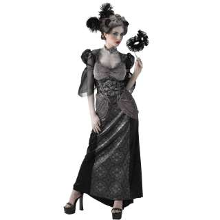 Adult Masquerade Ball Countess Costume   Gothic Renaissance Costumes