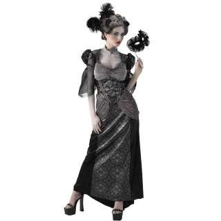 Adult Masquerade Ball Countess Costume   Gothic Renaissance Costumes