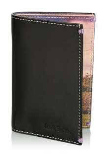 Black Mini Cooper Credit Card Case by Paul Smith Accessories   Black