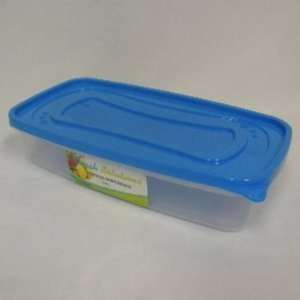 Rect Plastic Food Storage Container Case Pack 36