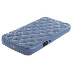 Eddie Bauer® Printed Indoor Air Bed   Twin. Convenient Built In Pump