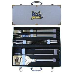 UCLA Bruins 8pc. BBQ Set w/Case   NCAA College Athletics