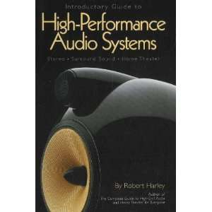 Audio Systems Stereo   Surround Sound   Home Theater [Paperback