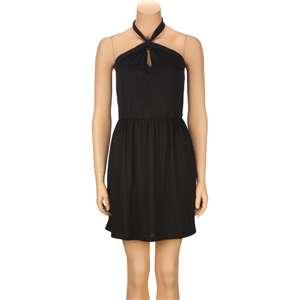 home > women > clothing > dresses > eyeshadow halter dress