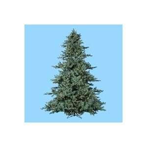Mountain Fir Artificial Christmas Tree   Clear Lights