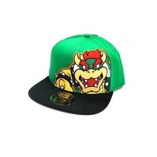 Nintendo Super Mario Bros. Bowser Adjustable Cap Explore