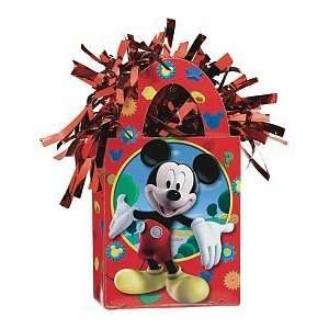 Disney Mickey Mini Tote Balloon Weight   5.5 In. x 3 In
