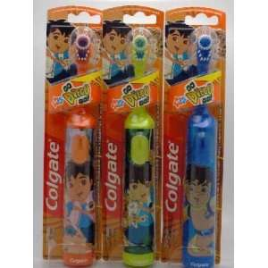 Colgate Nick Jr Go Diego Go Battery Operated Toothbrush